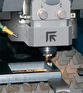 Verfahren des Laserschneidens