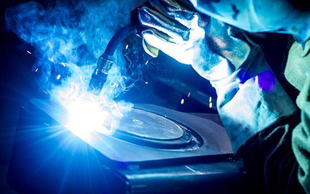Laserbrennschneiden