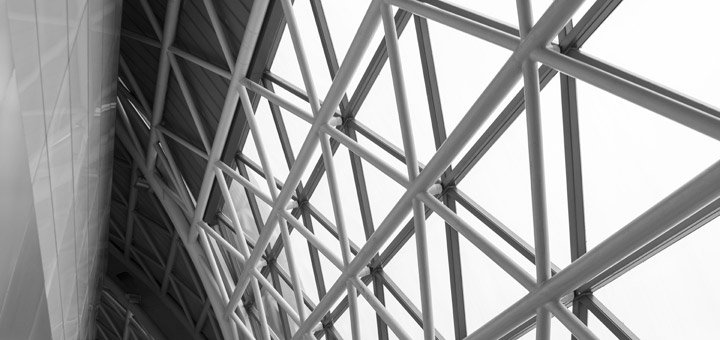 Metallkonstruktion
