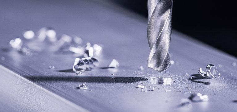 Was ist beim Bohren in Metall zu beachten? Rohrlaserschneiden
